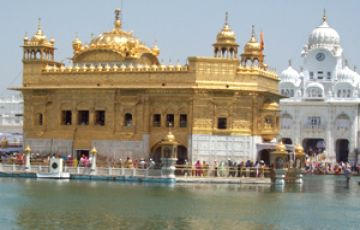 IHC-65 Golden Triangle Tour with Amritsar