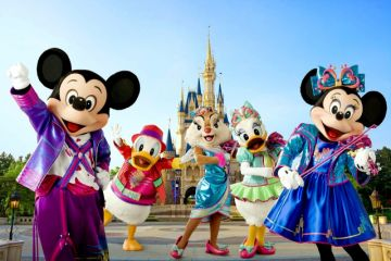 The Hong kong Disneyland travel Packages