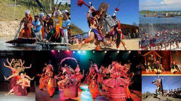 Manipur & Nagaland Tour During Sangai - Hornbill Festiva