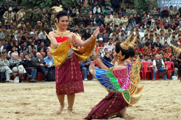 HORNBILL FESTIVAL - 01 ST DEC TILL 10 TH DEC