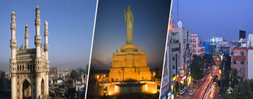 HYDERABAD TOUR PACKAGE BEST PRICE FOR 3 DAYS 4 ADULT 2 CHILD