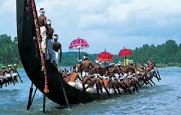 Glimpses of Kerala 6 Night / 7 Days