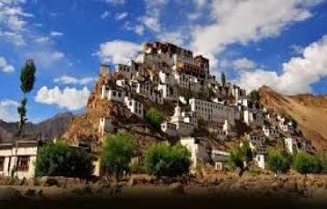 Leh Ladakh Honeymoon Packages from Jammu by Air