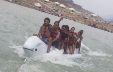 Dhanaulti Adventure Camping