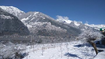 Breathtaking Shimla - Manali  by Personal Cab