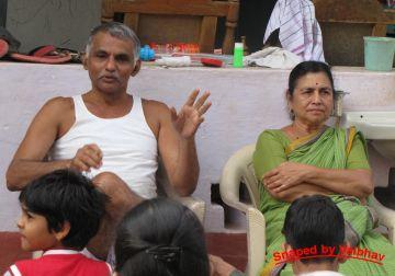 Tour to Anandwan - Hemalkasa