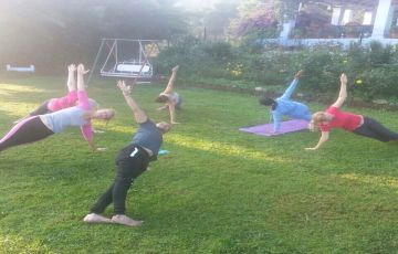Yoga Retreat In Himalaya