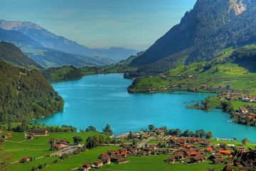 Grand Tour for Switzerland