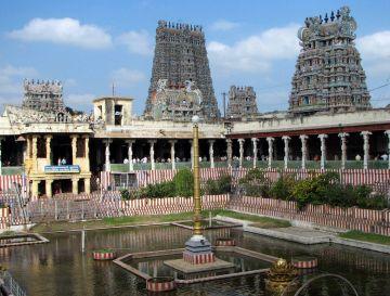 Spiritual Tour of South India
