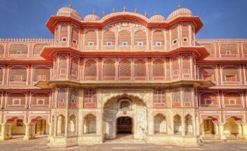Golden Triangle Agra Jaipur Mathura Vrindavan