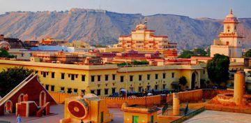 Delhi Agra Jaipur Amritsar
