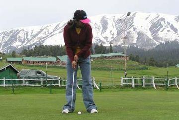 IHC-40 Kashmir Golf Tour