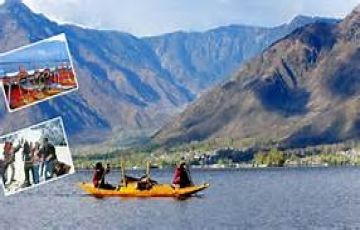 Kashmir package 4N/5D