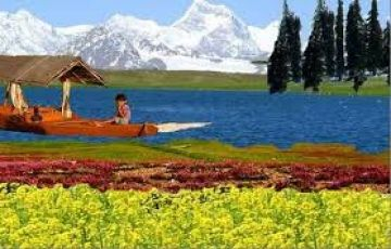 Kashmir package 5N/6D