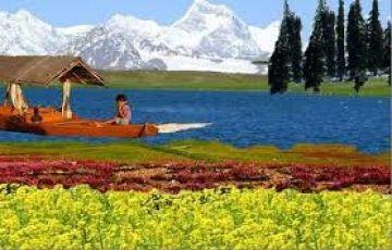 Kashmir package 6 nights / 7 days