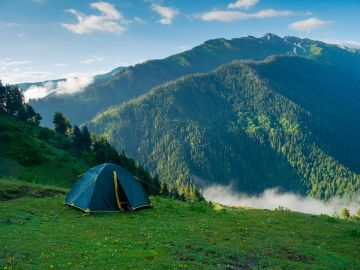 Chalal and Tosh Trek from Kasol By Vogovo holiday planner