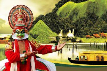 Weekend Kerala Tour package.