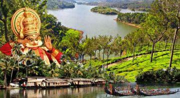 05 night 06 days Kerala  Tour Package