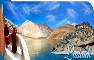 Leh & Ladakh 6N/7D Package