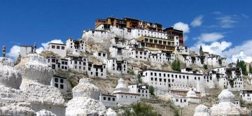 Leh  Ladakh-Shrinagar