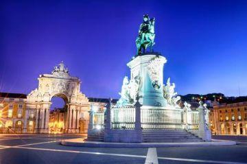 Iberian Capitals  Portugal & Spain