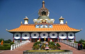Buddha Pilgrimage Tour  08 Nights / 09 Days