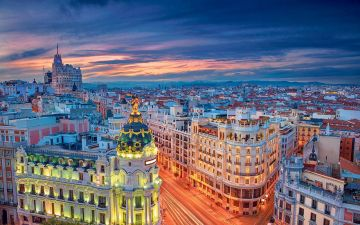 Madrid And Andalucia