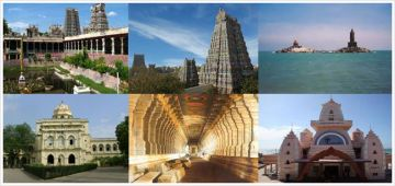 ENJOY NATURE @MADURAI, RAMESHWARAM & KANYAKUMARI