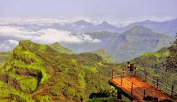 Pune - Mahabaleshwar - Pune  2 night 3 days