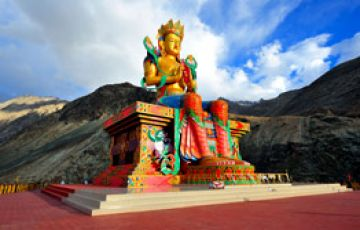 Ladakh Packages for 9 Nights and 10 Days
