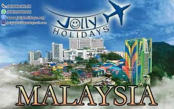 Magical Malaysia Tour Rs.22000 With flight - Jolly Holidays