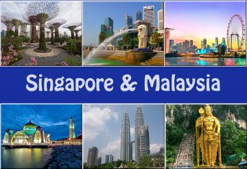 Image result for Malaysia, Singapore