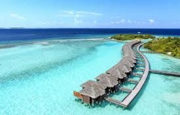 Maldives Island of Paradise