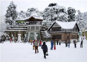 Chandigarh to Shimla best tour package for 4 Nights & 5