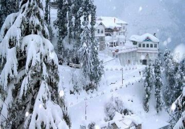 02 Nights 03 Days Manali Volvo Tour Package