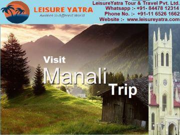 5 Nights /6 Days Shimla Manali package
