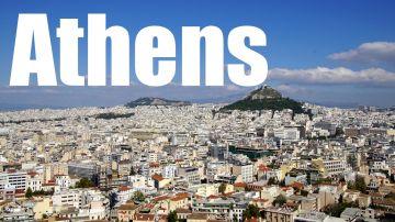Athens, Mykonos & Santorini 8Days