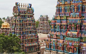 South India Temple Tour 7D/6N