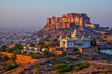 Jaipur - Jodhpur - Udaipur - Mount Abu