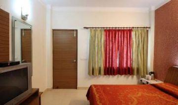 Hotels In Gurgaon  Near Shushant Lok, Double AC Room