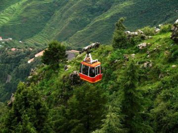 Fascinating Mussoorie 4 Nights / 5 Days Package