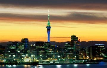New Zealandrainbow 10 Night 11 Days