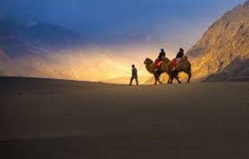 10 NIGHTS  11 DAYS LEH KASHMIR PACKAGE