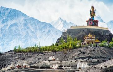 leh ladakh from delhi