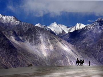 Leh - Ladakh The Land of Lamas