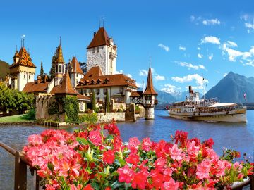 Beautiful Switzerland & Paris