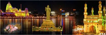 Hyderabad with Srisalam Tour Package