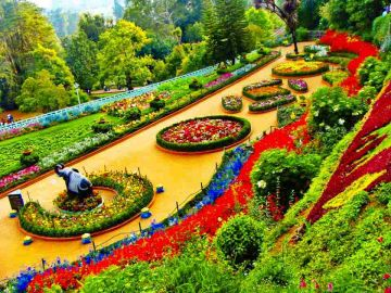 Holidays to Ooty