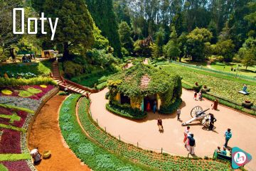 BEST OF OOTY TOUR 2 NIGHTS AND 3 DAYS