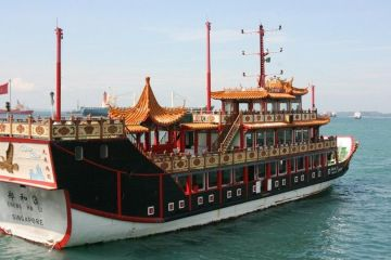 Singapore-Bali with Cruise